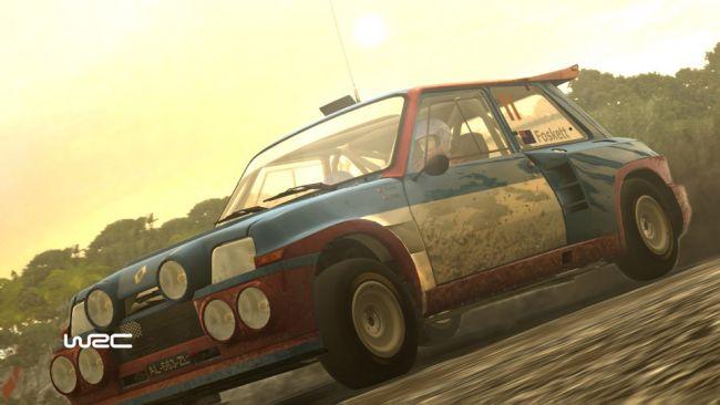 WRC - DLC: Gruppe B Fahrzeuge - Screenshots - Bild 5