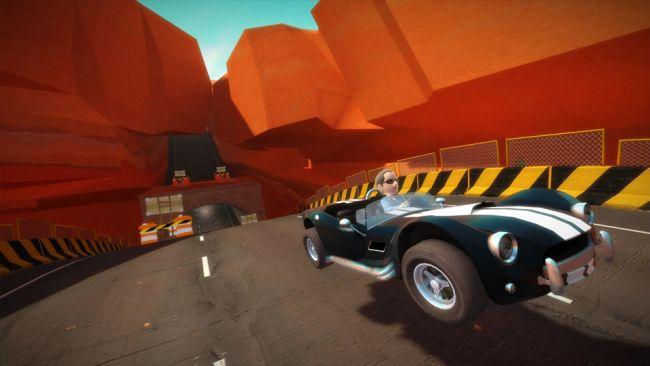Kinect Joy Ride - Screenshots - Bild 8