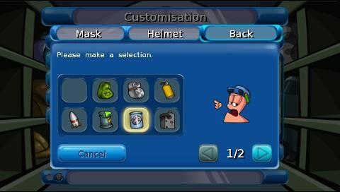 Worms: Battle Islands - Screenshots - Bild 2