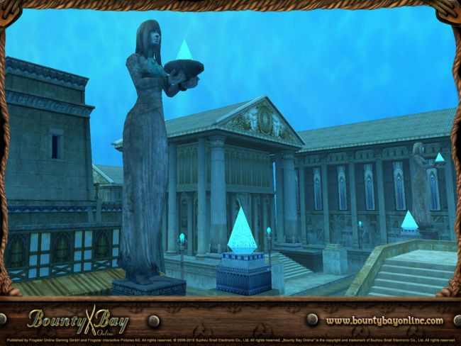 Bounty Bay Online: Atlantis - Screenshots - Bild 2