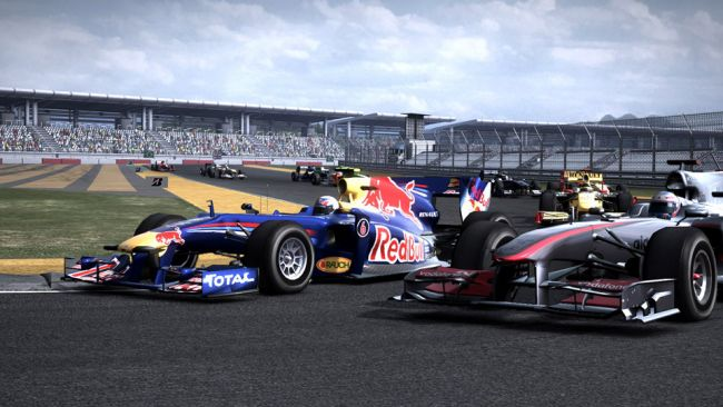 F1 2010 - Screenshots - Bild 7