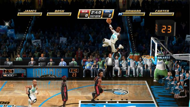 NBA Jam - Screenshots - Bild 15