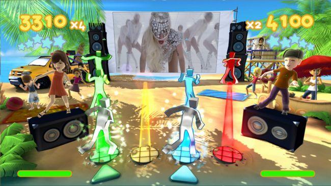 Dance Paradise - Screenshots - Bild 3