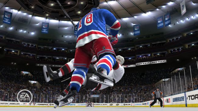 NHL 11 - Screenshots - Bild 5