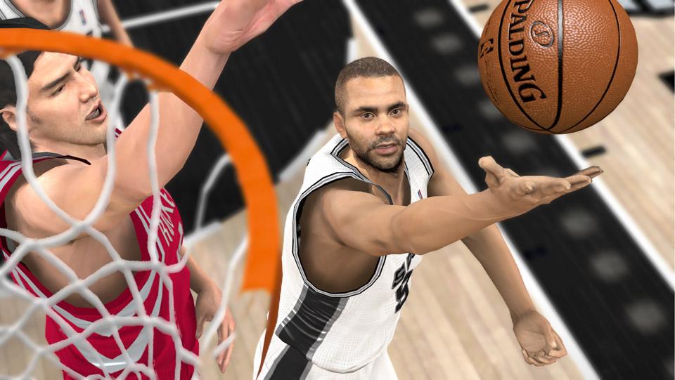 NBA 2K12: Kobe Bryant demonstriert Move-Support - News von Gameswelt