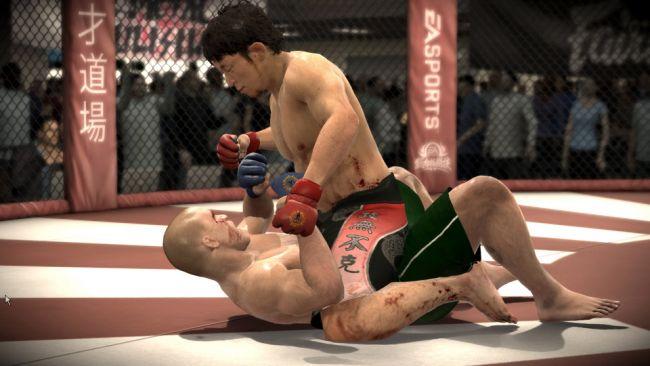 EA Sports MMA - Screenshots - Bild 33