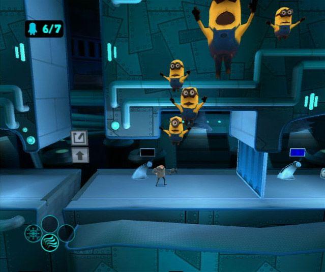 Despicable Me: The Game - Screenshots - Bild 2
