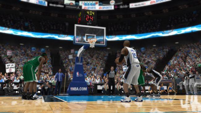 NBA Elite 11 - Screenshots - Bild 1