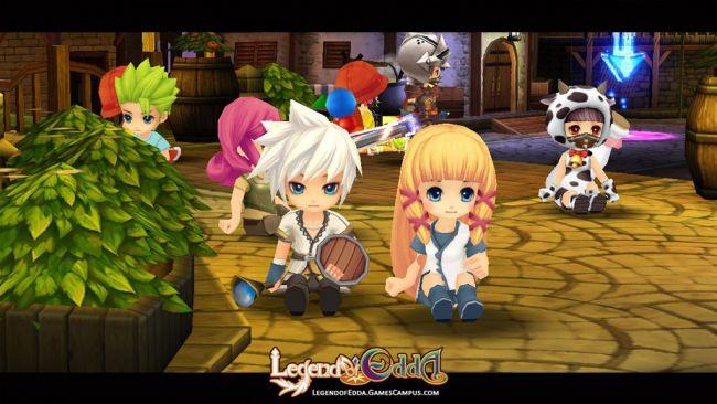 Legend of Edda - Screenshots - Bild 30