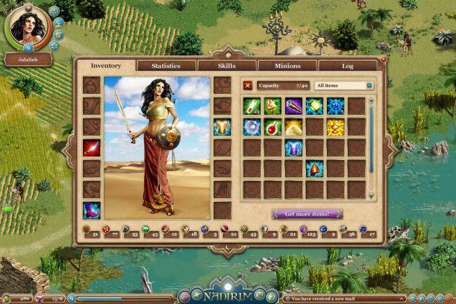 Nadirim - Screenshots - Bild 3