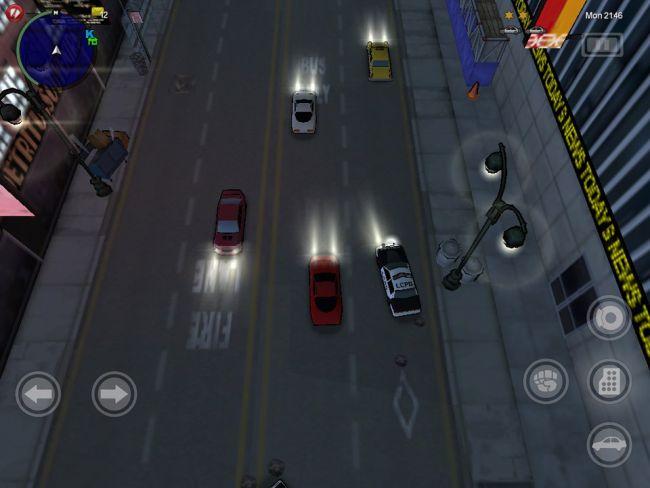 Grand Theft Auto: Chinatown Wars HD - Screenshots - Bild 1