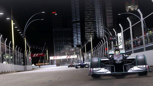 F1 2010 - Screenshots - Bild 4
