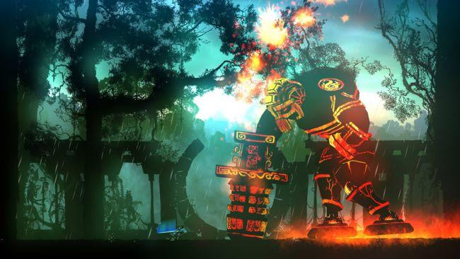 Outland - Screenshots - Bild 2