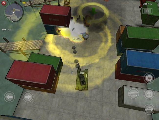 Grand Theft Auto: Chinatown Wars HD - Screenshots - Bild 5
