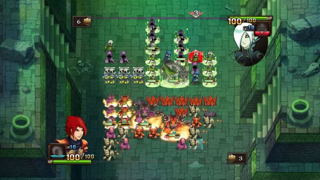 Might & Magic Clash of Heroes - Screenshots - Bild 8