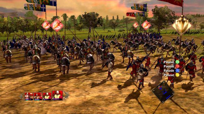 History: Great Battles Medieval - Screenshots - Bild 3
