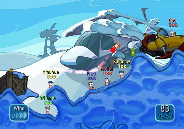Worms: Battle Islands - Screenshots - Bild 21
