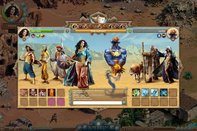 Nadirim - Screenshots - Bild 2