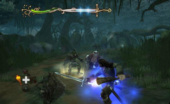 Der Herr der Ringe: Die Abenteuer von Aragorn - Screenshots - Bild 2