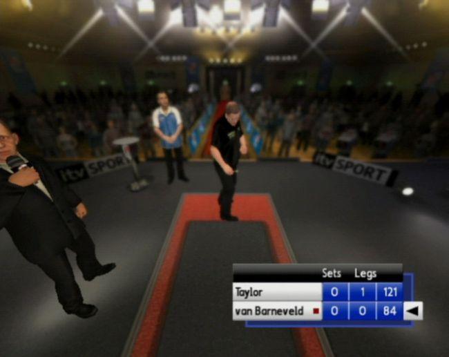 PDC World Championship Darts Pro Tour - Screenshots - Bild 21