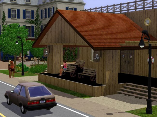 Die Sims 3 - DLC: Barnacle Bay - Screenshots - Bild 3
