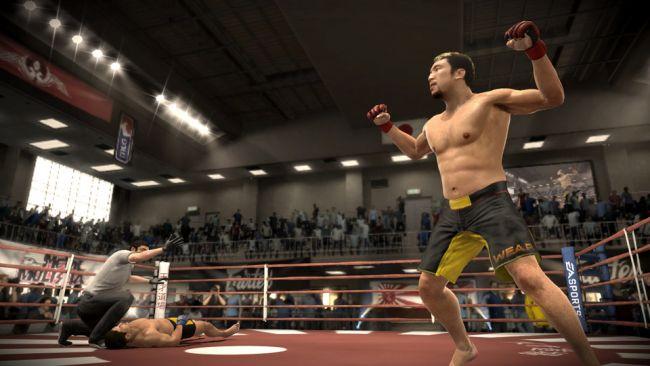 EA Sports MMA - Screenshots - Bild 24