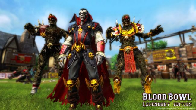 Blood Bowl: Legendary Edition - Screenshots - Bild 3