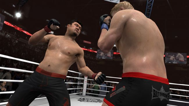 EA Sports MMA - Screenshots - Bild 34