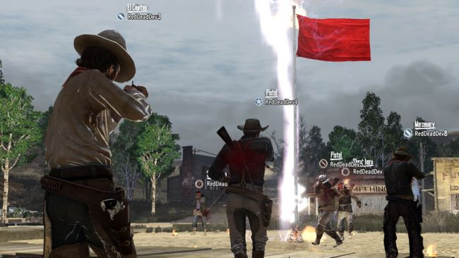 Red Dead Redemption - DLC: Lügner und Betrüger - Screenshots - Bild 10