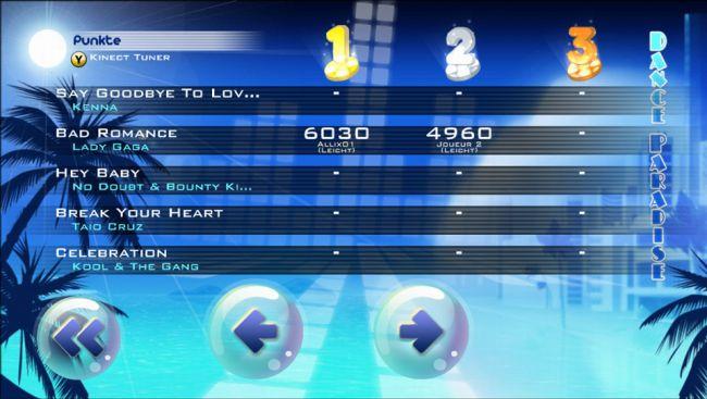 Dance Paradise - Screenshots - Bild 10