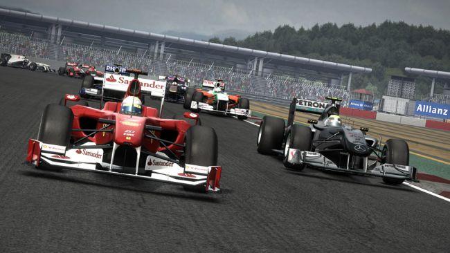 F1 2010 - Screenshots - Bild 1