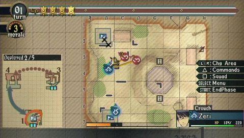 Valkyria Chronicles 2 - Screenshots - Bild 8