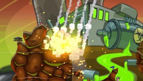 Worms: Battle Islands - Screenshots - Bild 5