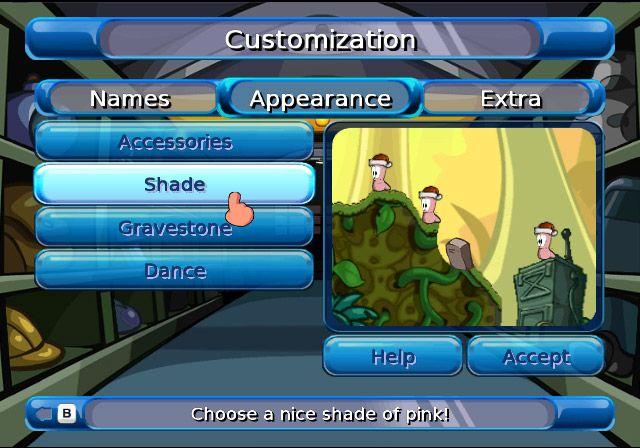Worms: Battle Islands - Screenshots - Bild 27
