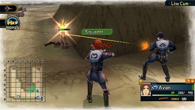 Valkyria Chronicles 2 - Screenshots - Bild 10