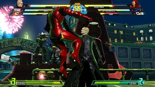 Marvel vs. Capcom 3: Fate of Two Worlds - Screenshots - Bild 34