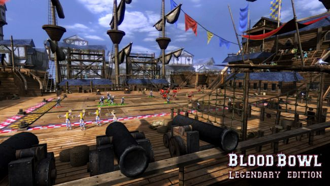 Blood Bowl: Legendary Edition - Screenshots - Bild 13