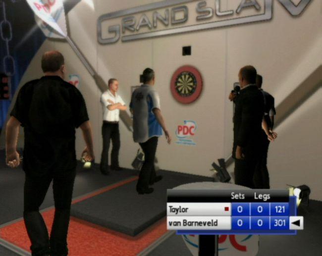 PDC World Championship Darts Pro Tour - Screenshots - Bild 12