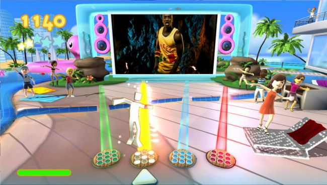 Dance Paradise - Screenshots - Bild 7