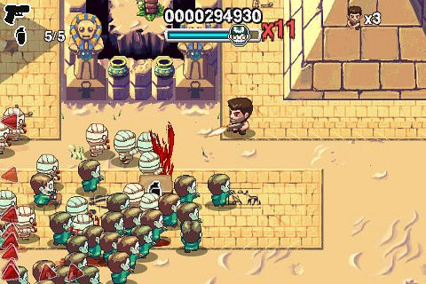 Age of Zombies - Screenshots - Bild 2