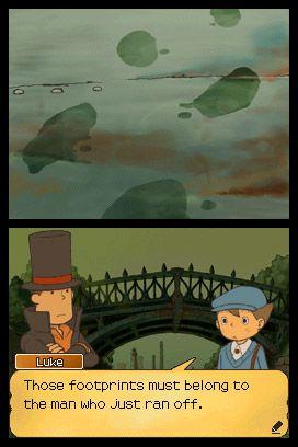 Professor Layton und die verlorene Zukunft - Screenshots - Bild 3