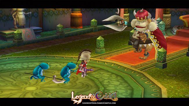 Legend of Edda - Screenshots - Bild 23