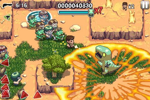 Age of Zombies - Screenshots - Bild 5