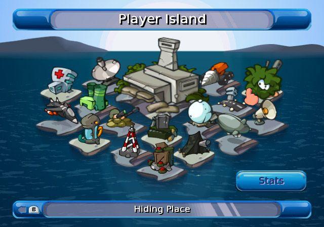 Worms: Battle Islands - Screenshots - Bild 1
