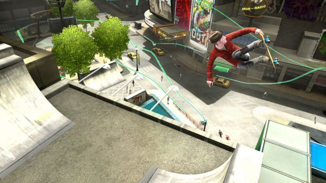 Shaun White Skateboarding - Screenshots - Bild 2