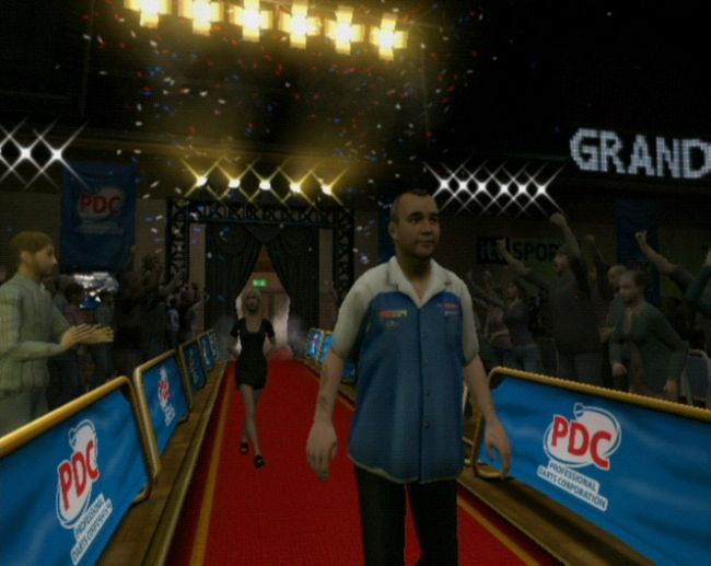 PDC World Championship Darts Pro Tour - Screenshots - Bild 25