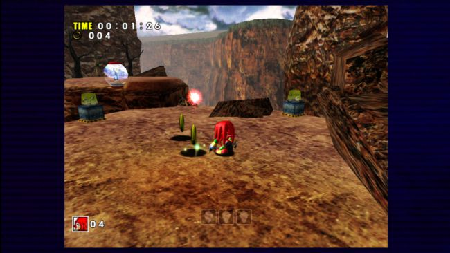 Sonic Adventure - Screenshots - Bild 5