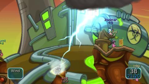 Worms: Battle Islands - Screenshots - Bild 4