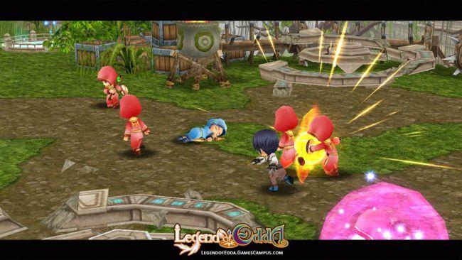 Legend of Edda - Screenshots - Bild 29