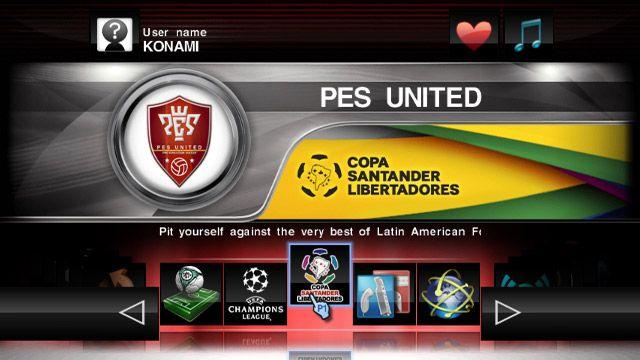 Pro Evolution Soccer 2011 - Screenshots - Bild 8